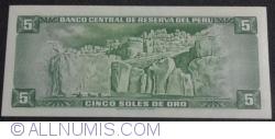 Image #2 of 5 Soles de Oro 1973 (24. V.)