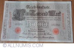 Image #1 of 1000 Mark 1910 (21. IV.) - O