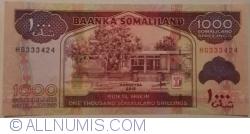 Imaginea #1 a 1000 Shillings 2015