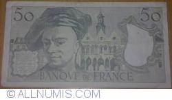 Image #2 of 50 Francs 1990