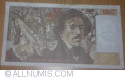 Image #1 of 100 Francs 1989