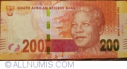 Image #1 of 200 Rand ND (2013-2016)