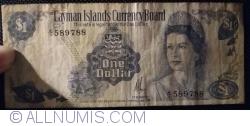 Image #1 of 1 Dollar L. 1974 (1985)