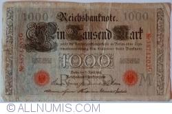 Image #1 of 1000 Mark 1910 (21. IV.) - M