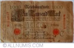 Image #1 of 1000 Mark 1910 (21. IV.) - C