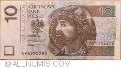 Image #1 of 10 Zlotych 2016 (15. IX.)