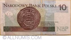 Image #2 of 10 Zlotych 2016 (15. IX.)