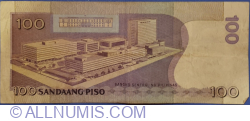 Image #2 of 100 Piso ND (1987-1994)
