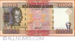 1000 Francs 2006