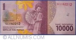10,000 Rupiah 2016/2018