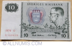 Image #1 of 10 Kronor 1976