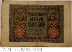 Imaginea #1 a 100 Mark 1920 (1. XI.) - M