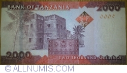 Image #2 of 2000 Shillings ND (2010)