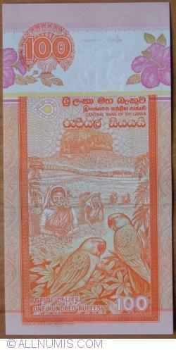 Imaginea #2 a 100 Rupii 2005 (19. XI.)