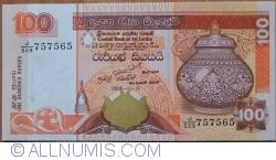 Imaginea #1 a 100 Rupii 2005 (19. XI.)
