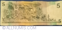 Image #2 of 5 Piso ND (1985-1994)