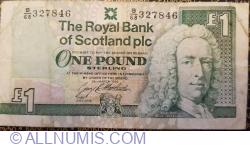 Imaginea #1 a 1 Pound 1992 (24.III)