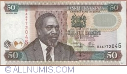 Image #1 of 50 Shillings 2003