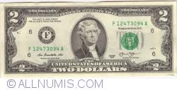 Image #1 of 2 Dollars 2013 - F