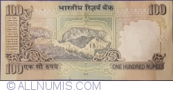 Image #2 of 100 Rupees 2010