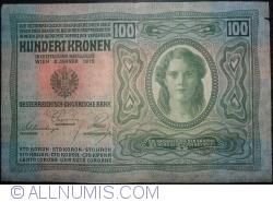 Image #1 of 100 Kronen 1912 (2. I.)