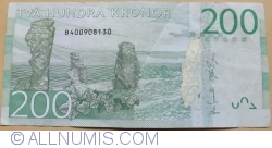 Image #2 of 200 Kronor ND (2014)