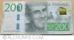 Image #1 of 200 Kronor ND (2014)
