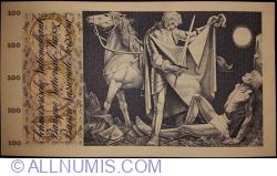 Image #2 of 100 Franken 1972(24. I.) - signatures Dr. Brenno Galli/ Dr. Edwin Stopper/ Rudolf Aebersold (42)