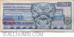 Image #2 of 50 Pesos 1978 (5 .VII) - Serie GB