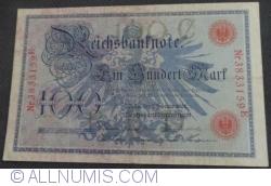 Image #1 of 100 Mark 1908 (7. II.) - C