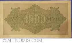 Image #2 of 1000 Mark 1922 (15. IX.) - 4