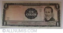 1 Colon 1971 (31. VIII.)