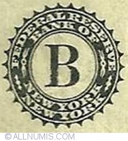 1 Dollar 1988 - B