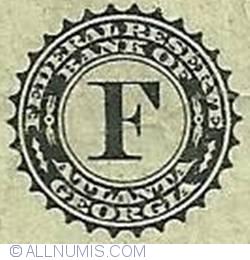 1 Dollar 2006 - F