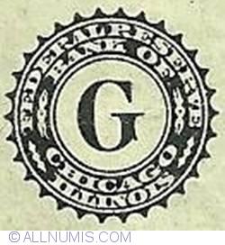 1 Dollar 2009 - G