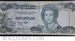 Image #1 of 1 Dollar L.1974 (1984)