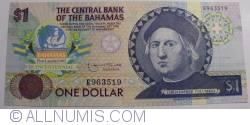Imaginea #1 a 1 Dolar ND (1992)