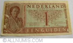 Image #1 of 1 Gulden 1949 (8. VIII.)