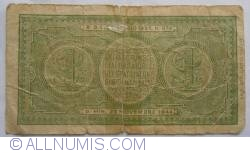 Image #2 of 1 Lira 1944 (23. XI.)
