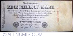 Image #1 of 1 Milion (1 000 000)  Mark  1923 (25. VII.) - 1