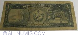 Image #2 of 1 Peso 1956