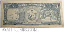 Image #2 of 1 Peso 1959
