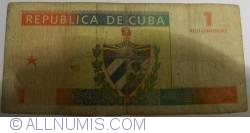 Imaginea #2 a 1 Peso Convertibil 1994