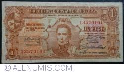 Image #1 of 1 Peso L.1939  - Serie B