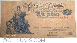 Image #1 of 1 Peso ND (1935)