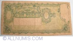 Image #2 of 1 Peso ND (1935)