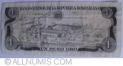 Imaginea #2 a 1 Peso Oro 1978