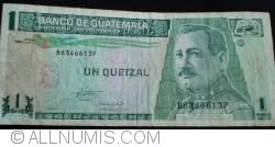 Image #1 of 1 Quetzal 1993 (27. X.)