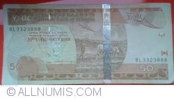 50 Birr 2012 (EE 2004)
