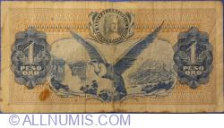 Imaginea #2 a 1 Peso 1964 (12. X.)